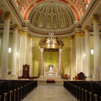 Cathedral Basilica Immaculate Conception - Mobile, AL