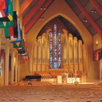 St. Olaf College - Boe Chapel - Northfield, MN